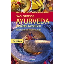 Le grand Ayurveda Ernährungsbuch