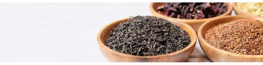 Abierto de Té: De las ceremonias de té de Sabores, hasta la Preparación de diferentes