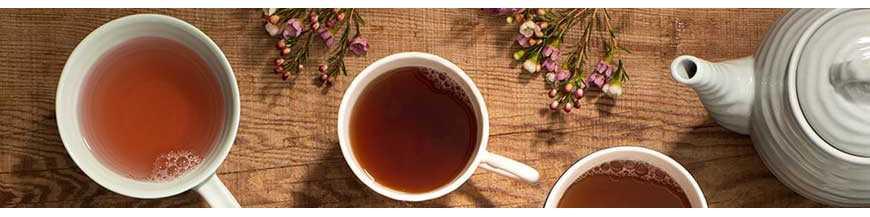 Les sachets de thé: le Thé agit de stabiliser et d'harmonisation sur l'Organisme humain