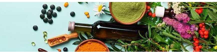 Complément alimentaire naturel: La Voie naturelle pour éliminer les toxines, de Détente et de Vitalité