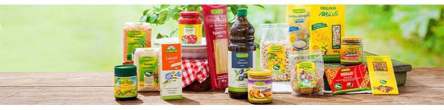 Alimenti da agricoltura biologica controllata, non contengono Additivi nocivi