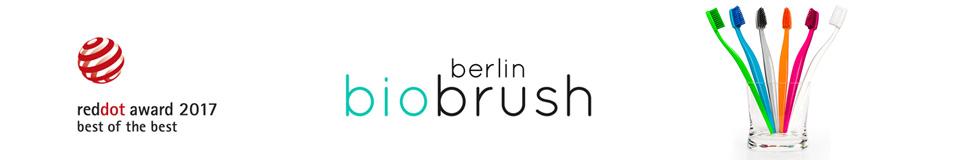biobrush - Design Zahnbürsten mit Nachhaltigkeitspreis