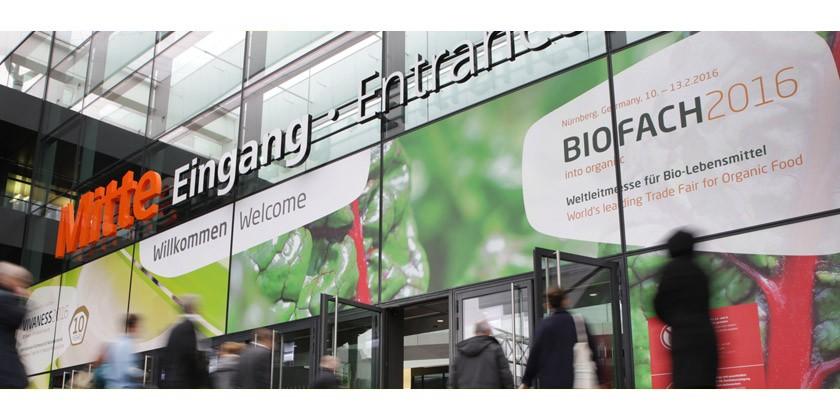 BioFach und Vivaness 2016 - Wir waren da und haben Wunderbares für euch mitgebracht!