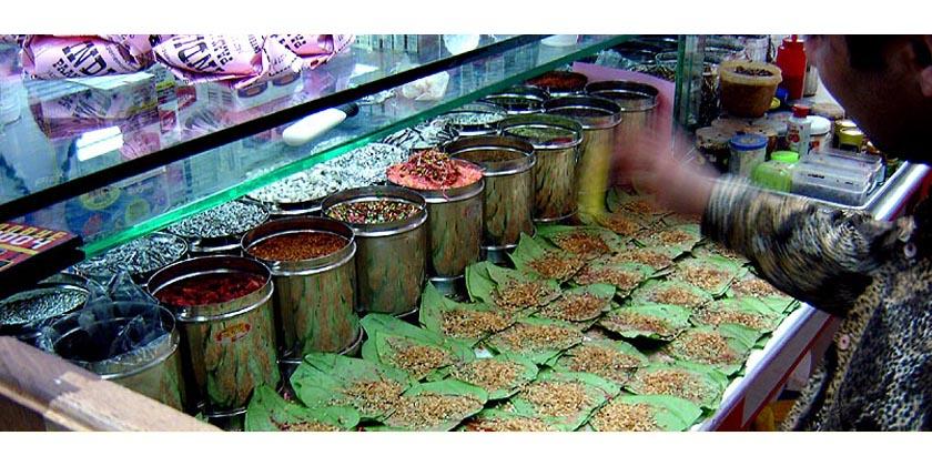 Pan Mukhwas oder Tambul – Rezept für die indische Gewürzmischung nach dem Essen